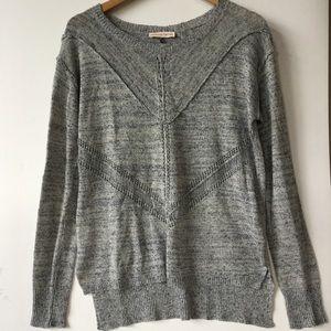 REBECCA TAYLOR Linen Blend Sweater